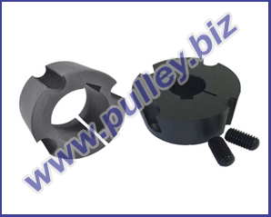 drawing based taper lock pulley