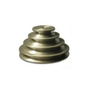 aluminium drill pulleys