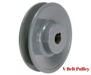 C.I. V- Belt Pulley india