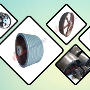 v belt pulley manufacturers
